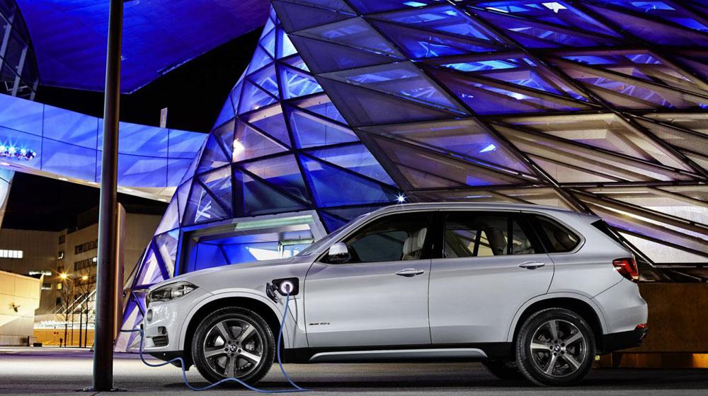 """BMW X5 xDrive40e là mẫu plug-in hybrid đầu tiên không thuộc thương hiệu """"i"""""""