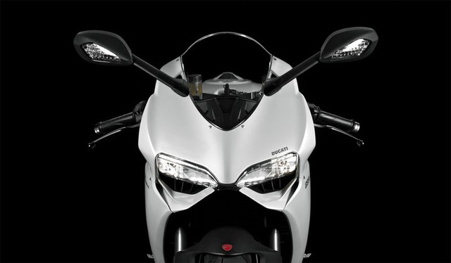 Động cơ trên xe Ducati 959 Panigale chưa được tiết lộ chi tiết