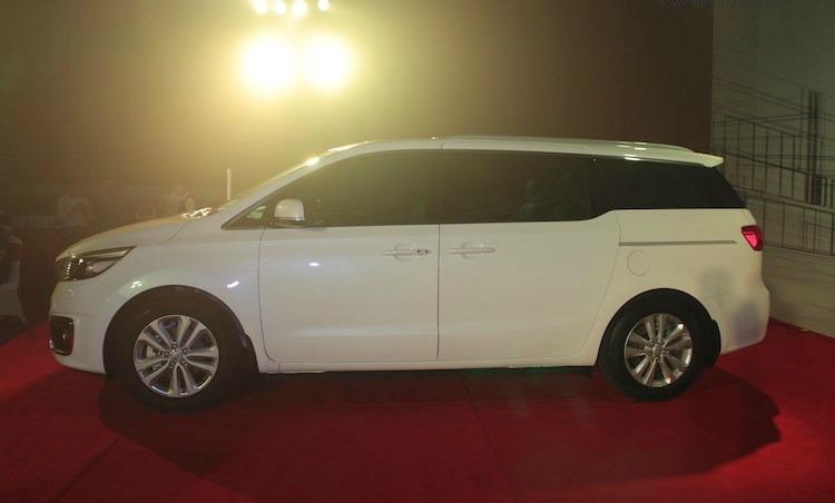 Kia Grand Sedona đem đến cho người sử dụng không gian nội thất rộng rãi