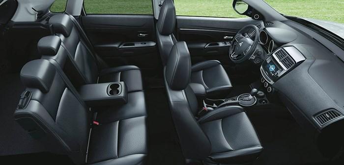 Mitsubishi Outlander Sport 2016 được trang bị thêm những tính năng hiện đại