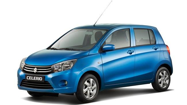 Xe ô tô giá rẻ Suzuki Celerio chính là mẫu xe đô thị toàn cầu mới
