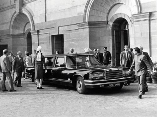 Xe của nguyên thủ Nga Nikita Khrushchev. Ảnh minh họa