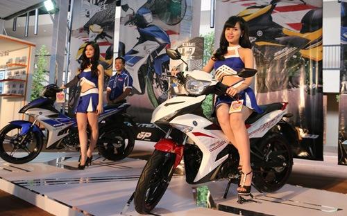 Sau khi ra mắt ở Việt Nam, mẫu xe máy mới của Yamaha tiếp tục được giới thiệu tại thị trường Thái Lan