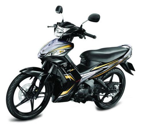 Yamaha Exciter 135 ra mắt năm 2005 và được giới trẻ ưa chuộng. Ảnh minh họa