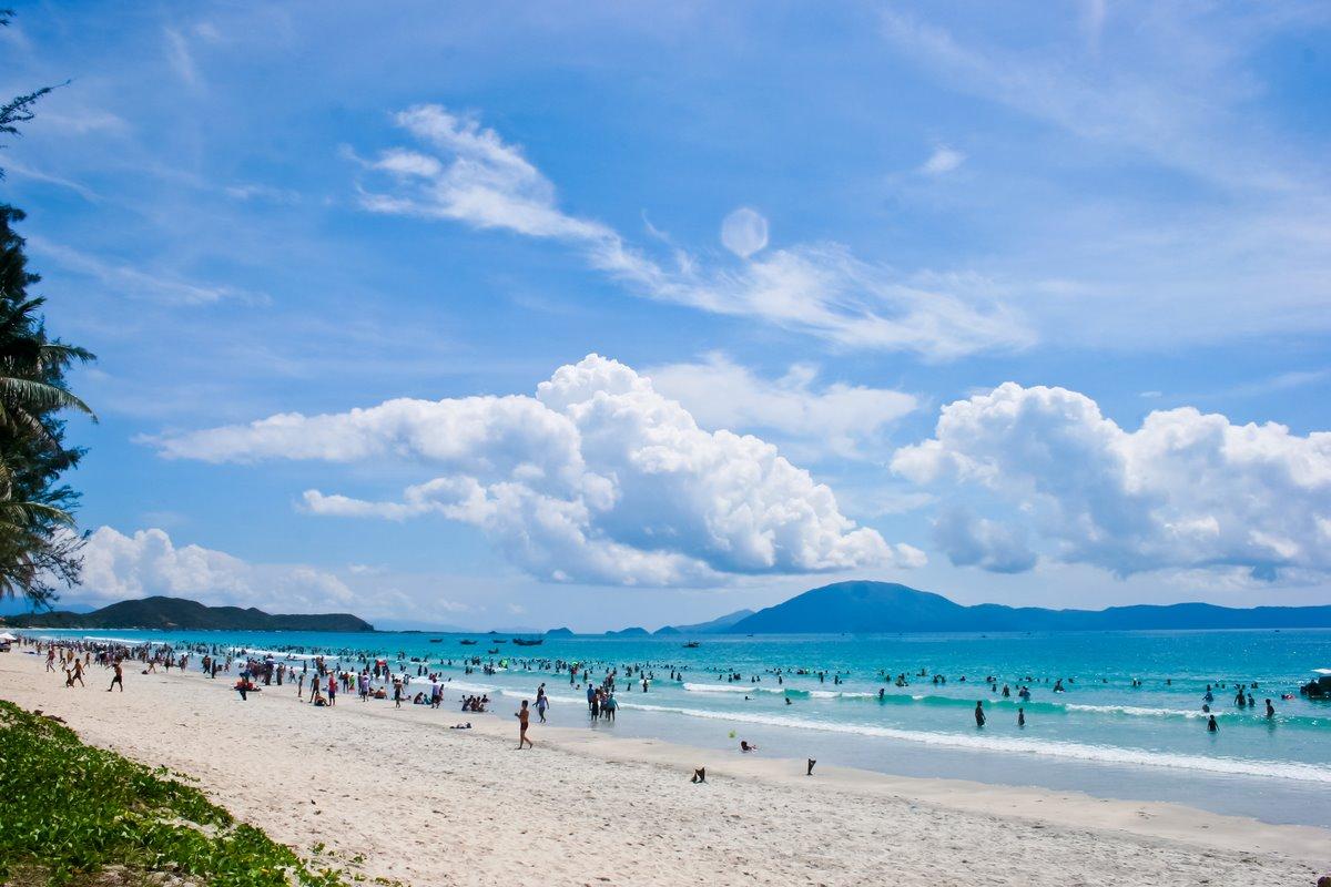 du lịch Nha Trang - Bãi biển Đại Lãnh Nha Trang