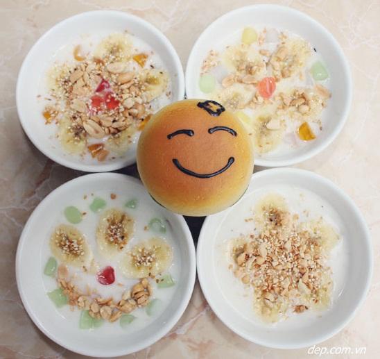 Thêm một cách hay nấu chè chuối cốt dừa - 12
