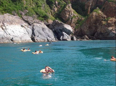 du lịch Nha Trang - Đảo Hòn Mun Nha Trang