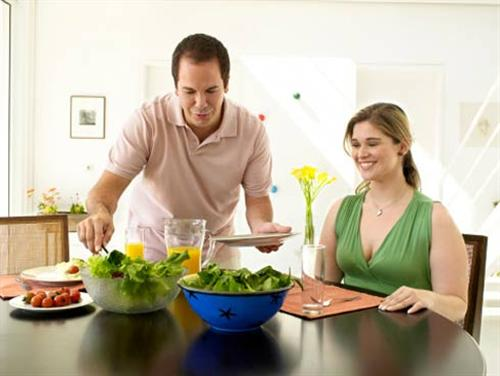 Thay đổi thói quen để giảm cân nhanh nhất - 1