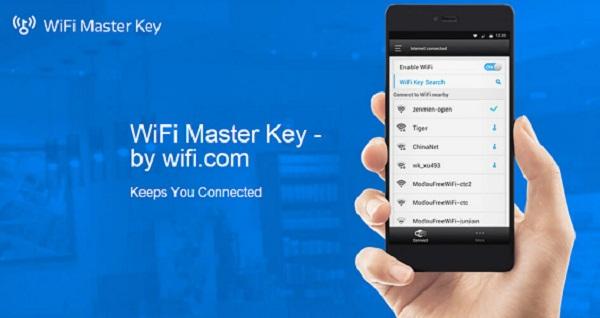 WiFi Master Key có thể là giải pháp giúp bạn tiết kiệm dữ liệu di động