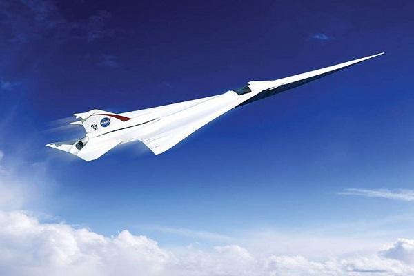 Máy bay siêu thanh do NASA phát triển có gì đặc biệt?