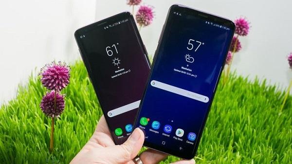 Samsung vẫn đang tìm cách khắc phục một số lỗi trên Galaxy S9/S9+. Ảnh minh họa