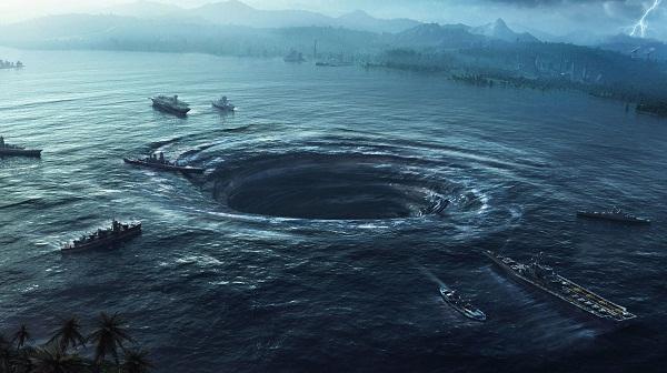 Những xoáy nước khổng lồ ảnh hưởng đến sự tồn vong của sinh vật biển