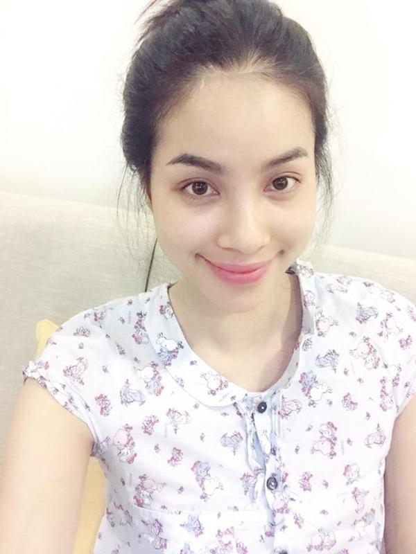 'Đọ' mặt mộc của các Hoa hậu Việt, ai hơn ai?