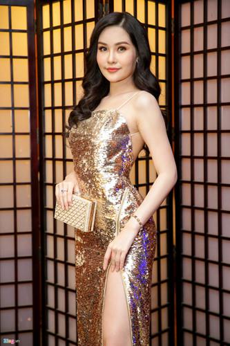 Hoa hậu Lê Âu Ngân Anh rất ít khi xuất hiện trên truyền thông.