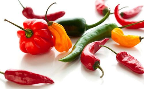 Những lợi ích không ngờ khi bạn ăn trái ớt