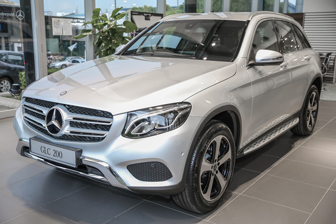 Mercedes Benz tiếp tục giữ vị trí áp đảo trong thị trường xe thế giới