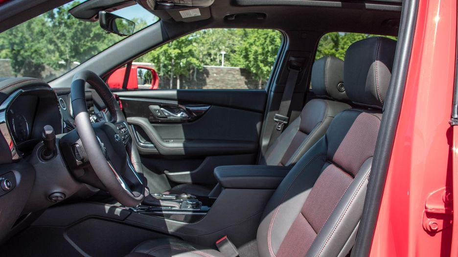 Chevrolet Blazer 2019 trình làng bản thể thao tích hợp nhiều công nghệ