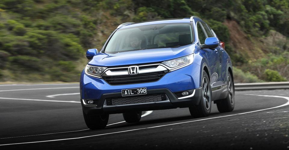 'Đếm ngược' ngày Honda CR-V chính thức bán tại Anh, giá từ 831 triệu đồng