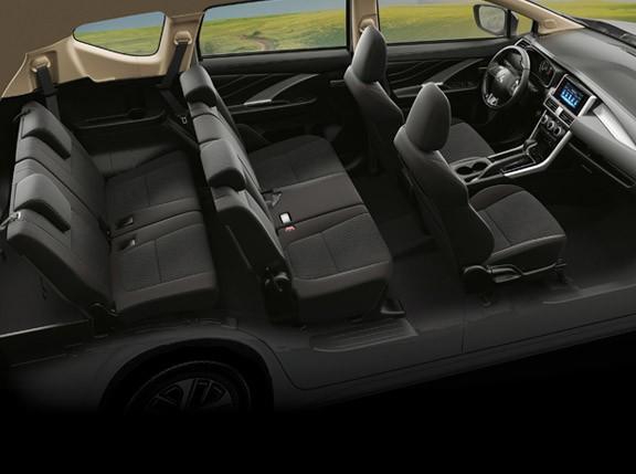 Mitsubishi Xpander giá từ 550 triệu đồng - sự lựa chọn không thể bỏ qua của các gia đình trẻ