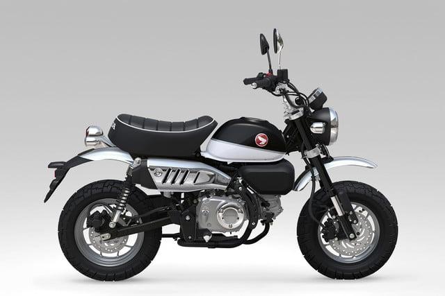 Sau 50 năm, Honda Monkey càng thể hiện đậm nét cá tính