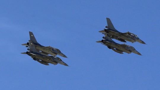 Mục tiêu khủng bố IS tan tành dưới đòn không kích của quân đội Mỹ