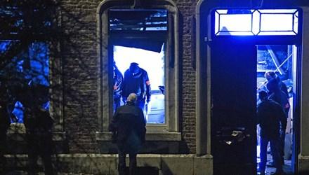 Tin tức cập nhật mới nhất ngày 17/1/2015: Cảnh sát Bỉ tiến hành hàng loạt cuộc đột kích chống khủng bố khắp đất nước