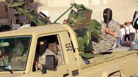 Hơn 20.000 chiến binh nước ngoài từ hơn 90 quốc gia đã tới Syria để tham gia nhóm khủng bố IS