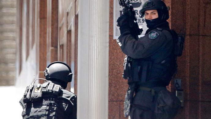 Lực lượng đặc nhiệm của Australia trong vụ giải cứu con tin ở tiệm cà phê hồi tháng 12 năm ngoái