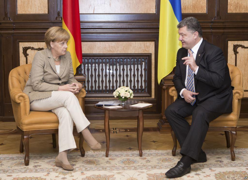 Tình hình Ukraine mới nhất: Ukraine yêu cầu Đức viện trợ quân sự trong cuộc xung đột chống lại phe ly khai ở miền đông Ukraine