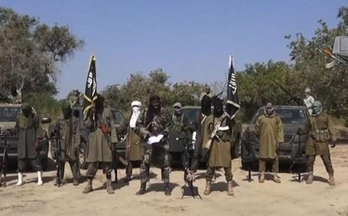 Nhóm tay súng thánh chiến của Nhà nước Hồi giáo tự xưng (ISIS)