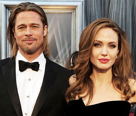 Thông tin Angelina Jolie và Brad Pitt ly hôn được đăng tải trên tờ Hollywood Life