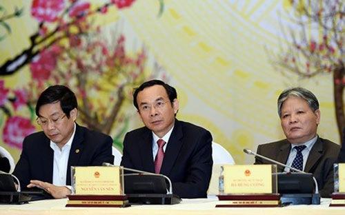 Bộ trưởng Nguyễn Văn Nên báo cáo Quốc Hội về vấn đề tăng trưởng kinh tế khi giá dầu giảm là tin tức mới cập nhật hôm nay