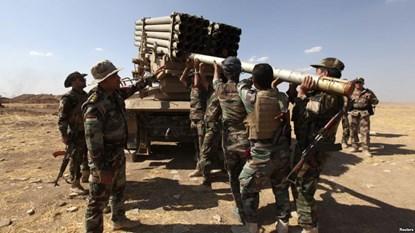 Iraq mới chỉ giành lại được 1% lãnh thổ từ nhóm khủng bố IS
