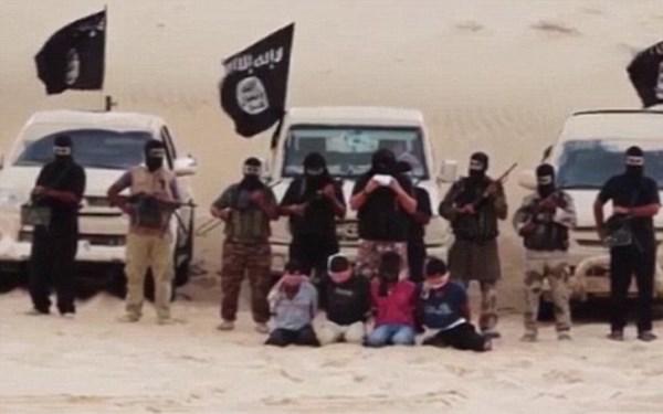 Khủng bố IS bắt cóc 90 người Cơ đốc giáo ở Syria