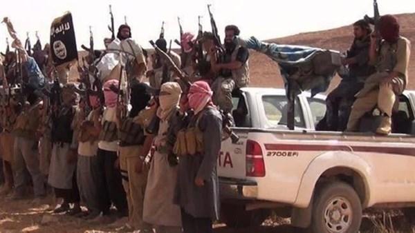20 chiến binh IS bị tiêu diệt do không kích tại Syria