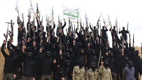 Lực lượng tay súng khủng bố IS