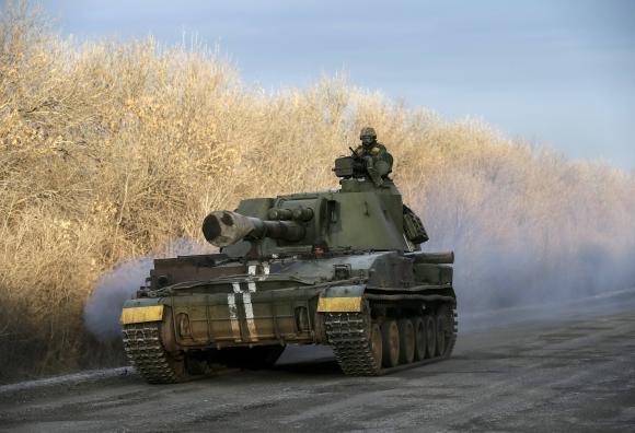 Tình hình Ukraine mới nhất: Phe ly khai tiếp tục tấn công vào các khu vực chiến lược tại miền đông Ukraine