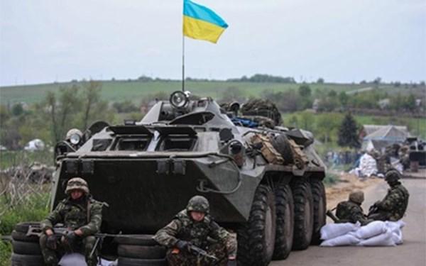 Tình hình Ukraine mới nhất: Chiến sự ở miền Đông Ukraine ngày càng leo thang