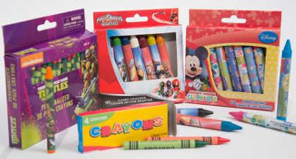Các sản phẩm bút chì màu chứa amiăng đều có xuất xứ từ Trung Quốc