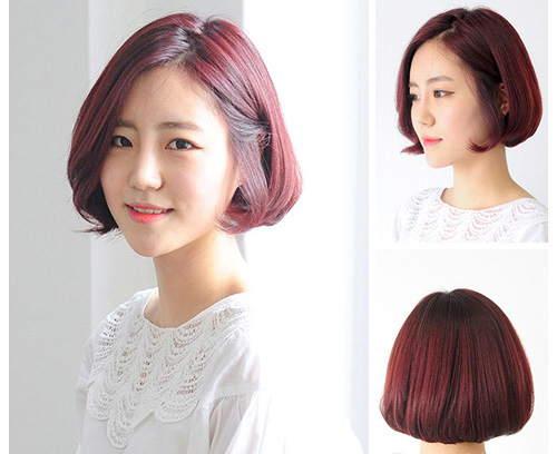 Tóc ngắn lob cũng là một trong các kiểu tóc đẹp được ưa chuộng trong năm nay