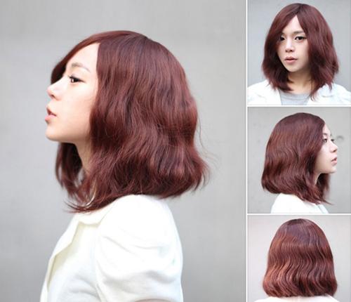 Các kiểu tóc đẹp mùa hè 2015 phải nhắc đến kiểu tóc ngắn ngang vai năng động