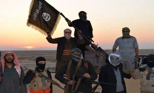 Các tay súng khủng bố IS ở Iraq