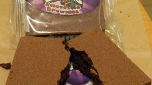 Một số loại bánh kẹo cho trẻ em có chứa cần sa