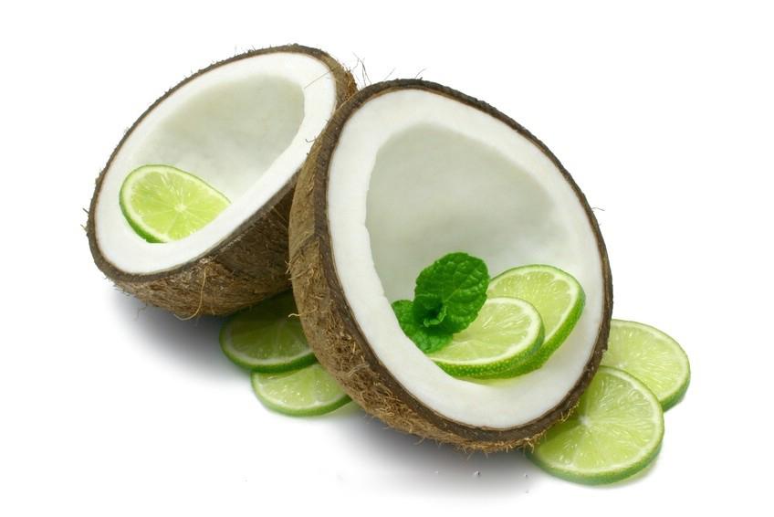 Chăm sóc tóc suôn mượt với hỗn hợp nước cốt chanh và sữa dừa