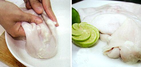 Sử dụng chanh, giấm, gừng hoặc bột mì để làm sạch dạ dày cực hiệu quả