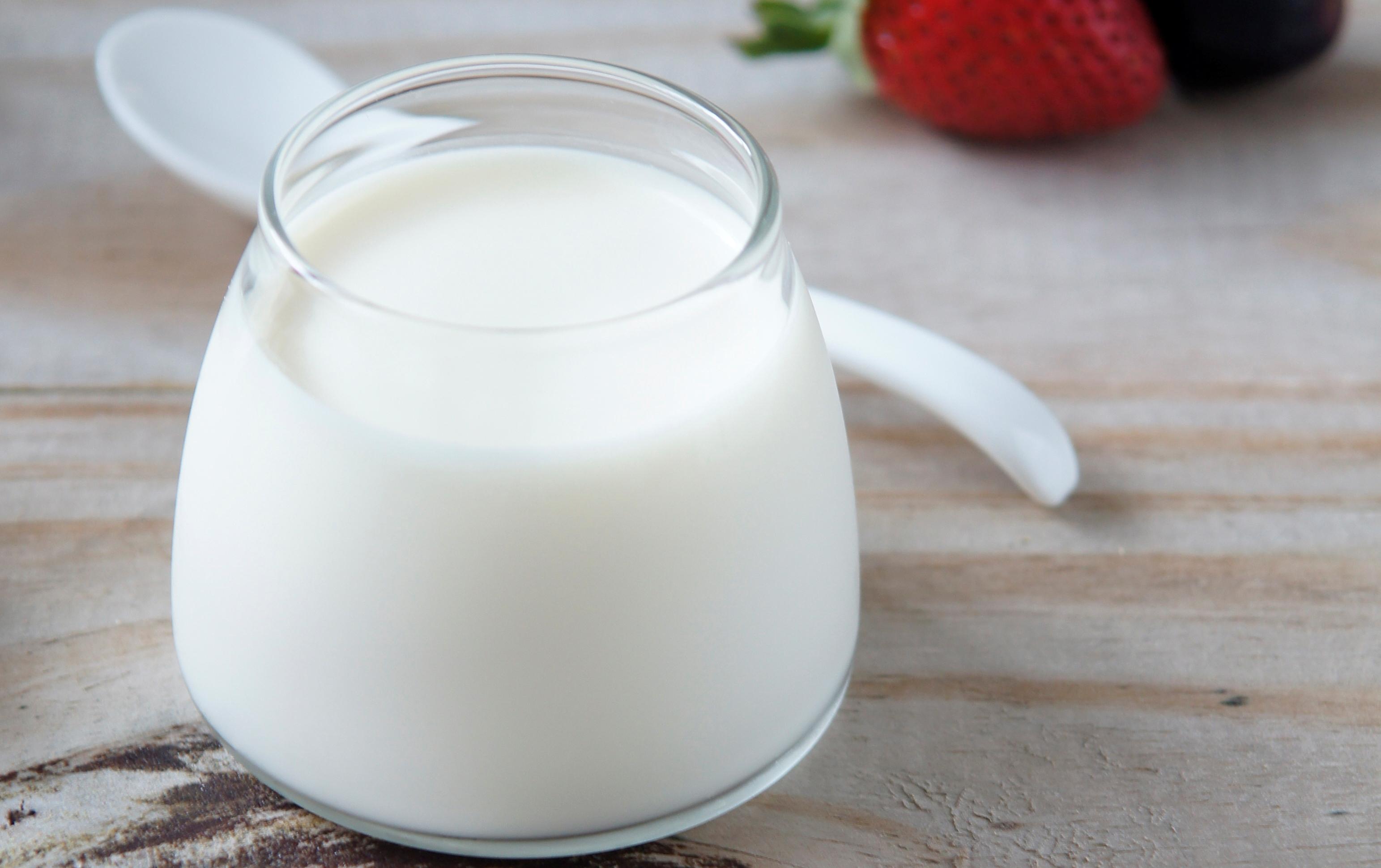 Sữa chua tốt cho hệ tiêu hóa và cung cấp nhiều chất dinh dưỡng cho bé