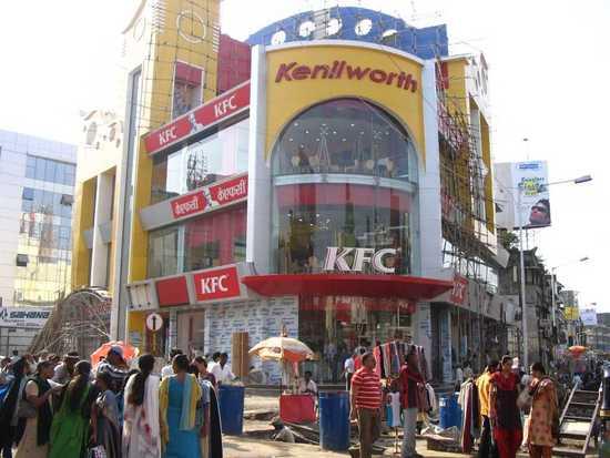 Cửa hàng đồ ăn nhanh KFC tại Ấn Độ bị cáo buộc bán thức ăn nhiễm khuẩn độc hại