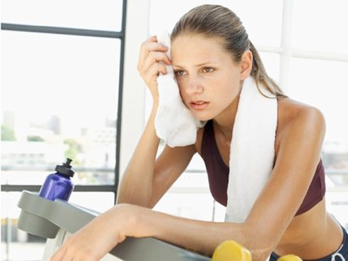 Kết quả hình ảnh cho tập luyện giảm cân sai cách