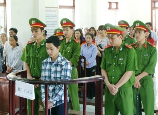 Với hành vi phạm tội 'giết người, cướp tài sản' Vũ An Tú lĩnh 12 năm tù giam