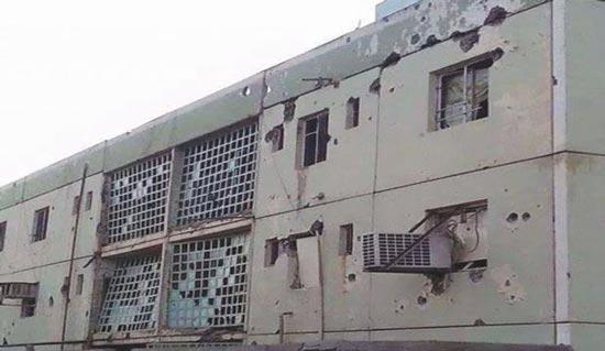 Một ngôi trường ở tỉnh Ambar bị biến thành căn cứ quân sự của khủng bố IS